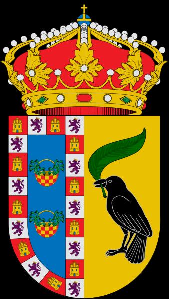 File:Escudo de Lucena del Puerto.svg