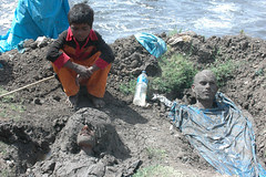 Man Made of Mud by firoze shakir photographerno1