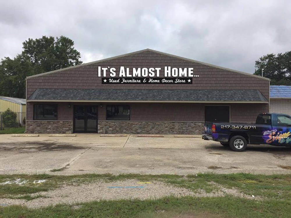 It S Almost Home Used Furniture And Decor Consignment Thrift Shops Effingham Convention Visitor Bureau