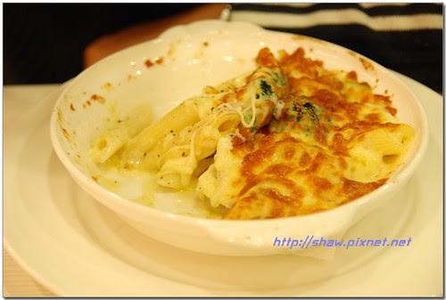 艾蜜奇義大利坊-素食焗烤奶麵