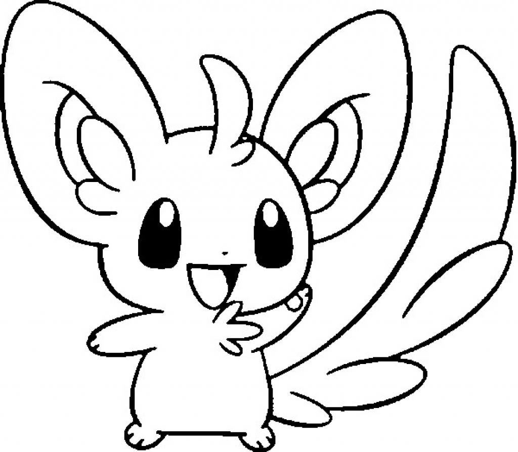 4400 Coloring Pages Of Cute Pokemon  Images