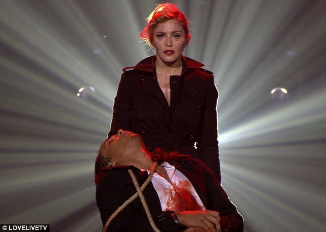 Madonna booed off stage in Paris after fans pay £200 a head for concert lasting 45 minutes
