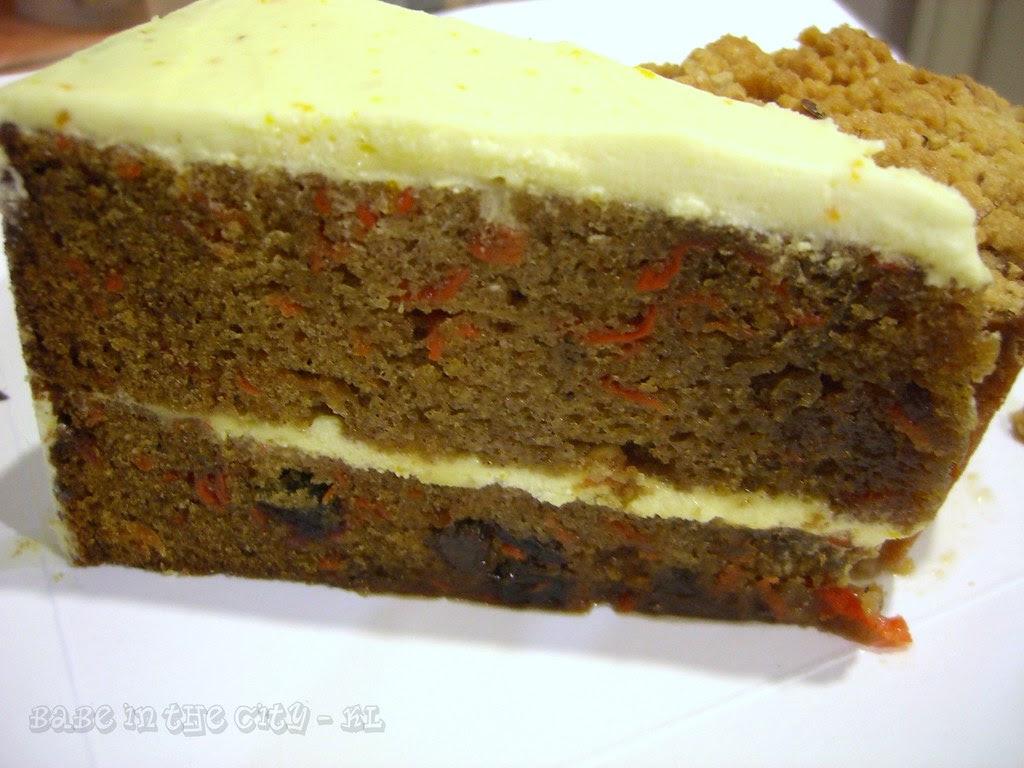YT - carrot cake