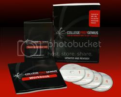College Prep Genuis SAT Prep DVD Set Review