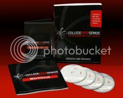 College Prep Genuis SAT Prep DVD Set Review