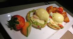 Eggs Milestones @ Milestones Restaurant