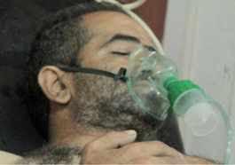 victima gas siria
