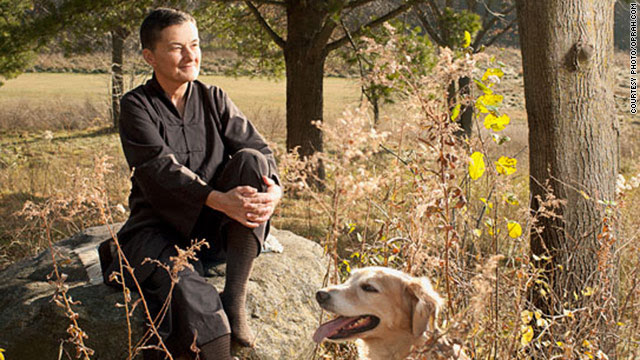 From stressed-out cop to Buddhist teacher