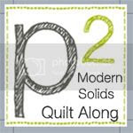P2 Modern Solids Quilt Along