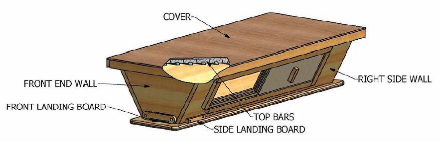 Top Bar Hive Plans