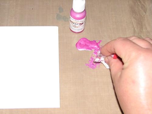 Lumiere Paint Resist 003