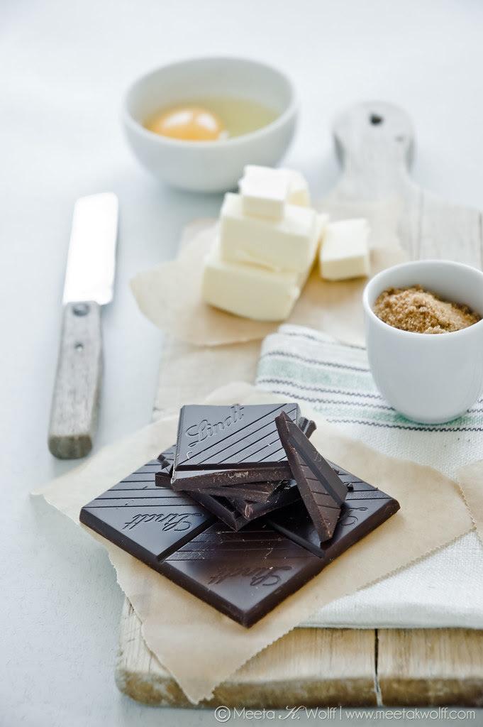 Chocolate Espresso Sponge Pudding (0020) by Meeta K. Wolff