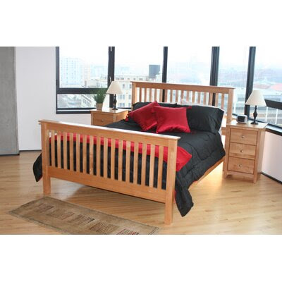 Fashion Group Cambridge Solid Pine Wood Headboard Natural ...