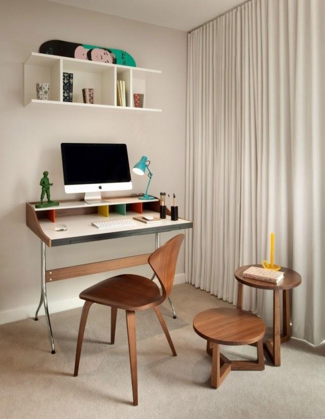 43 Ideen für Home-Office: funktionale Gestaltung des ...