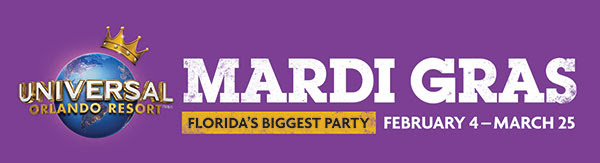MARDI GRAS | Select Nights Feb 4 - Mar 25