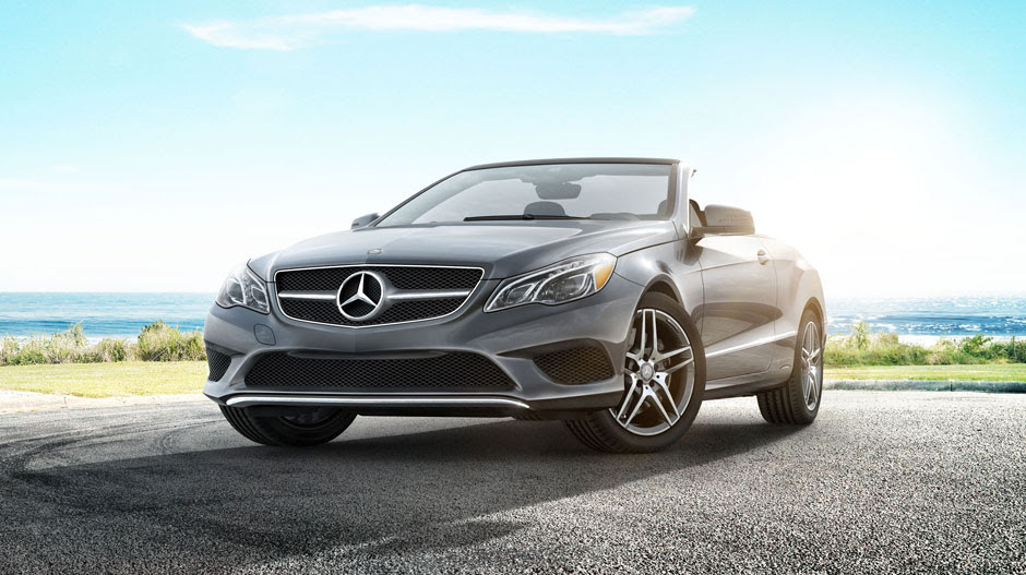 2014 Mercedes E-Class Coupes and Cabriolets Arrive at ...