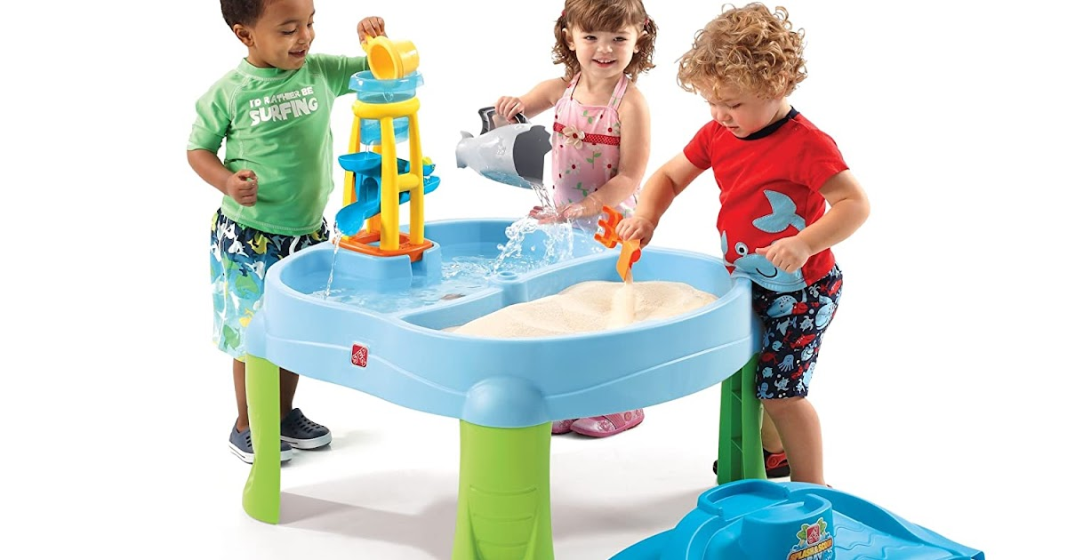 Best Water Toys For Kids : Best toys for kids backyard fun sand water tables