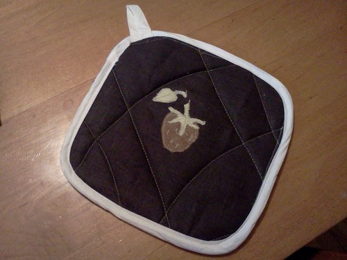 potholder / hot pad