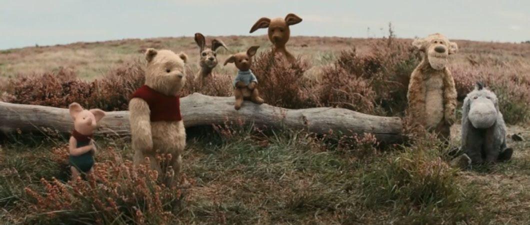 Resultado de imagem para Os personagens de Ursinho Pooh representam transtornos mentais
