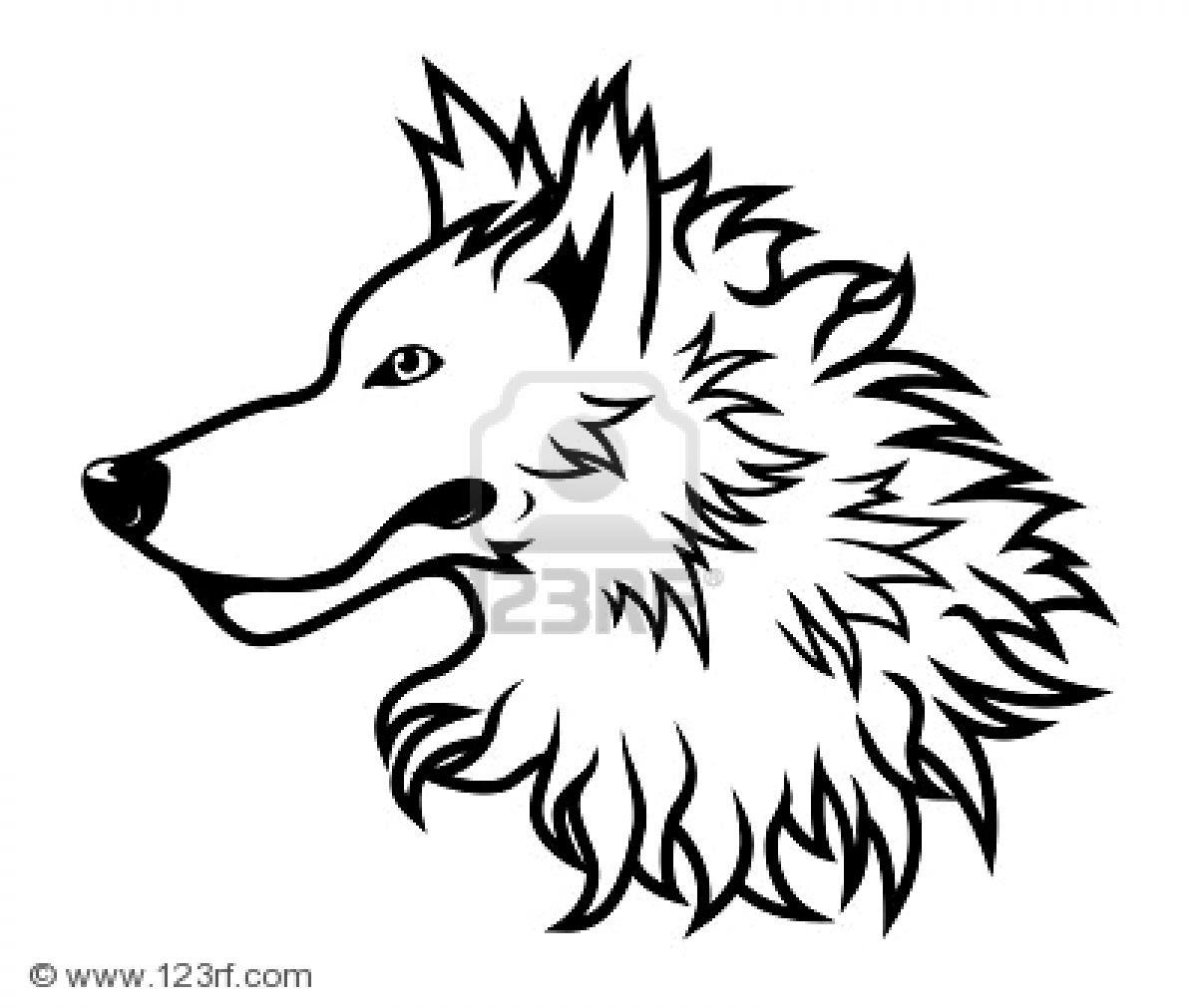 Dibujos De Lobos Dibujos