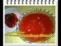 Resep Sederhana Membuat Saos Tomat Pedas Manis di Rumah