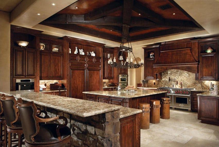 35 Luxury Mediterranean Kitchens (Design Ideas ...