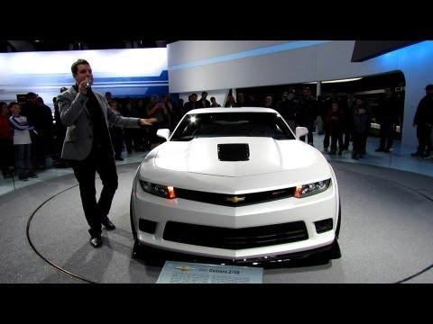 2014 Chevrolet Camaro Z28 Presentation