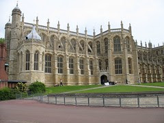 St. George's Chapel, Windsor Castle, Windsor, ...