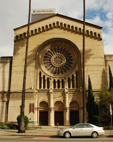 Wilshire Christian Church Building