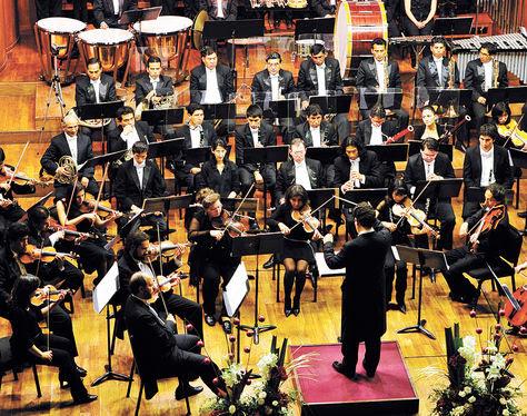 La Orquesta Sinfónica actuará en Villazón