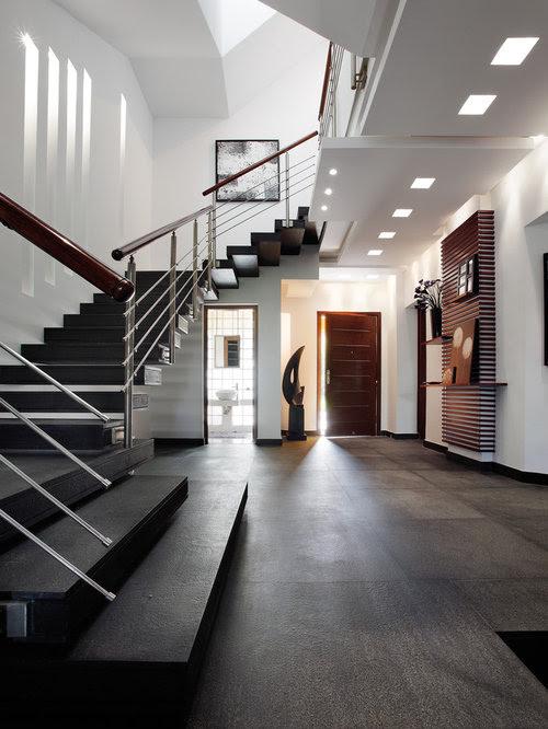 Modern Entrance Hall Home Design Ideas