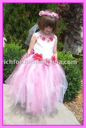 vestido das meninas