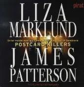 Lydbok Postcard Killers - Liza Marklund James Patterson Ivar Nergaard Elisabeth Bjørnson