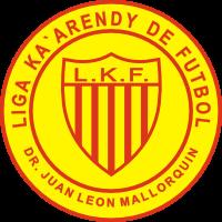 Escudo Liga Ka'arendy de Fútbol