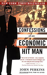 """Cover of """"Confessions of an Economic Hit ..."""