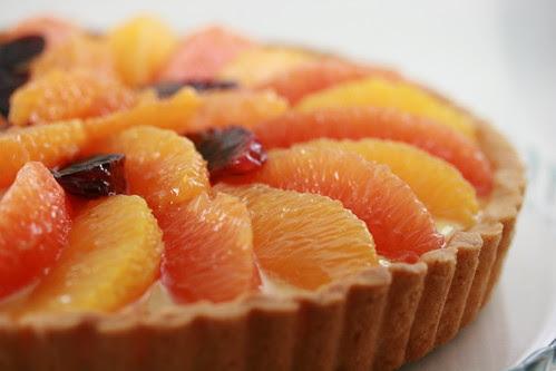 California Citrus Tart