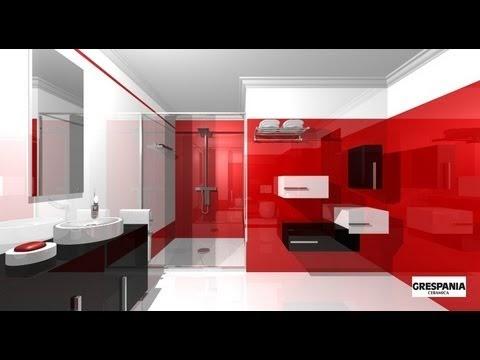 Decoracion de interiores dise o de cuarto de ba o for Diseno de bano minimalista