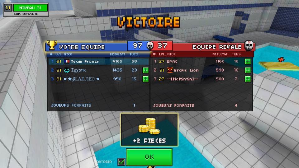 hướng dẫn chơi game Pixel Gun 3D