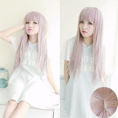 Ashy Lilac Wig