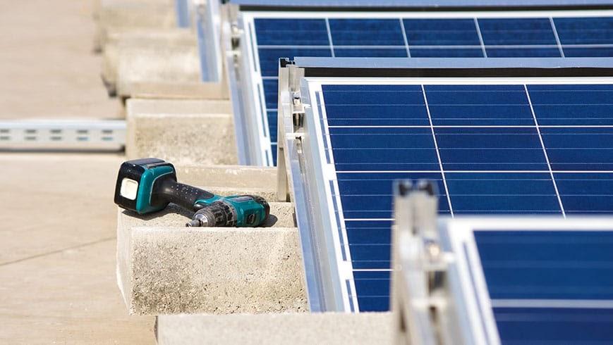 Australia has met its renewable energy target  But don't pop