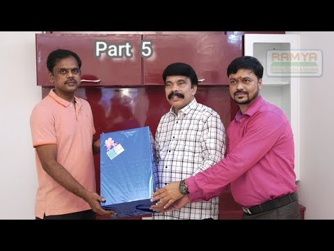 Ramya Modular Kitchen | Our Client Mr. Ayyalusamy VGN Temple Town Thiruv...