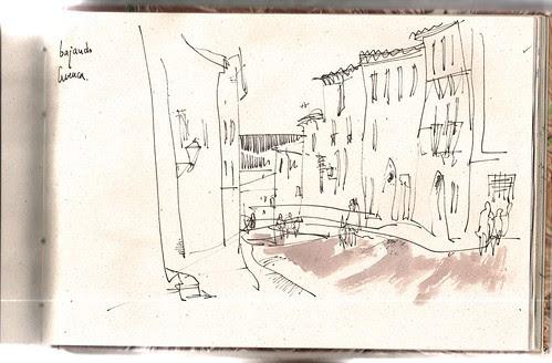 dibujando por Cuenca