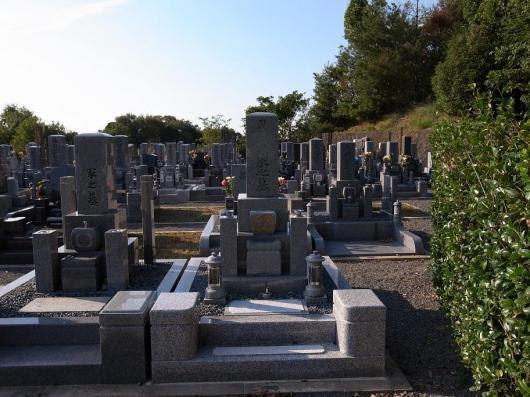 宇治市天ヶ瀬墓地公園⑬a