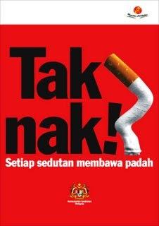 Bingkisan Ilmu: Dalil Larangan Merokok