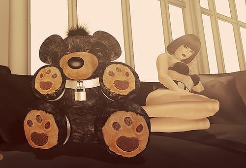 xcite slave bear