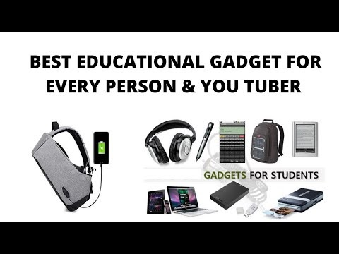 BEST EDUCATIONAL GADGET FOR EVERY PERSON & YOU TUBER | GADGET REVIEW BY GADGET GURU