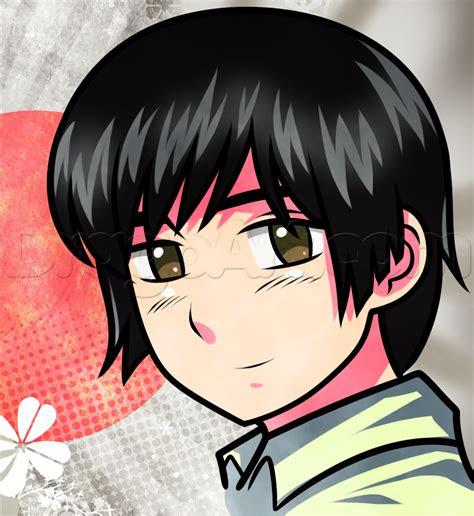 draw japan  hetalia step  step anime