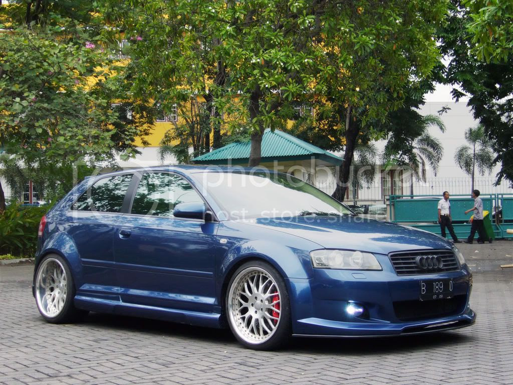 JUAL RUGI AUDI A3 CONTEST READY SOLD