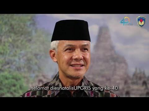 Selamat Dies Natalis Universitas PGRI Semarang