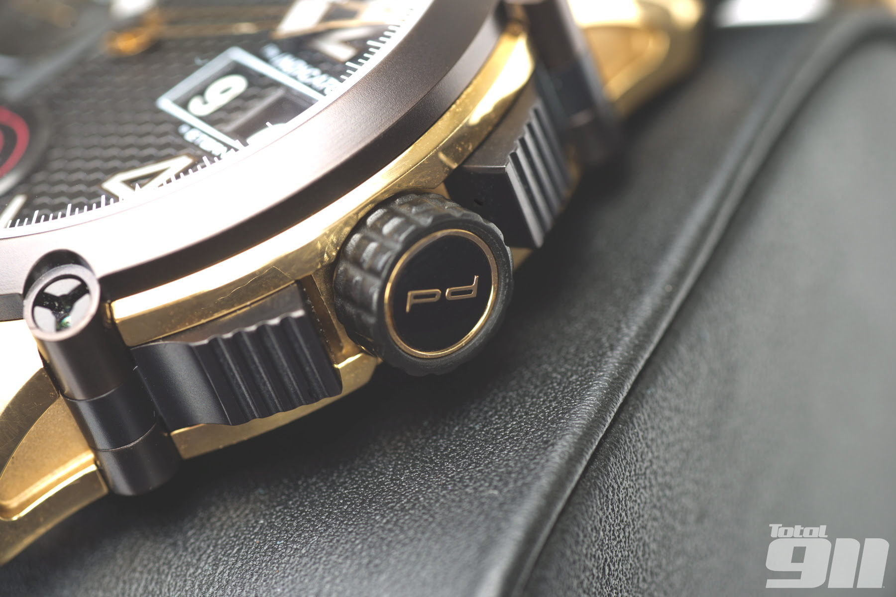 The Porsche Design Watch More Expensive Than A 991 Turbo S Total 911